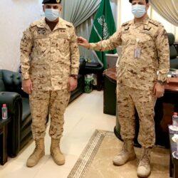 محافظ شرورة المكلف يستضيف نائب مدير فرع شؤون الاسكان بمنطقة نجران