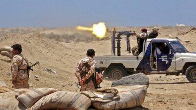 الجيش اليمني يعلن صد هجمات للحوثيين على مأرب