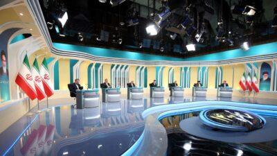 روحاني يدافع عن نفسه عقب الهجوم عليه خلال المناظرة الرئاسية