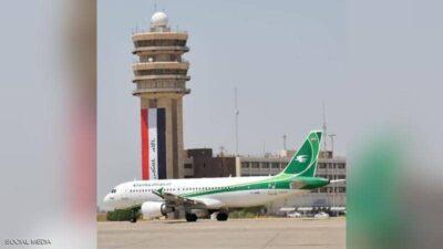 """هجوم بـ""""درون"""" على مطار بغداد.. وداعش يفجر أبراجا للكهرباء"""