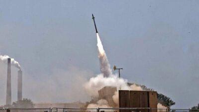 القبة الحديدية لإسرائيل.. هل تكون سلاح أميركا لمواجهة الصين؟