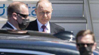 قبيل القمة الأولى مع نظيره الأميركي.. بوتن يصل جنيف