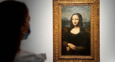 """بيع لوحة مقلدة للموناليزا.. بـ""""مبلغ خيالي"""""""
