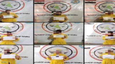 """العراق يعتقل 10 دواعش من """"الخلايا النائمة"""" في كركوك"""