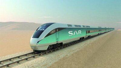 """""""الخطوط الحديدية"""" تستعرض مراحل تطور قطارات المملكة منذ عام 1948 حتى 2021"""