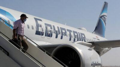 تطورات جديدة حول عودة الطيران بين مصر والسعودية