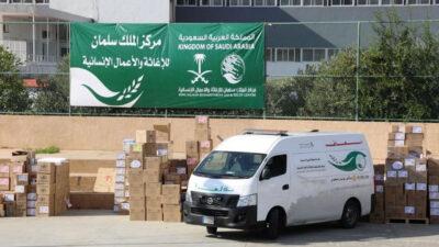 إغاثي الملك سلمان يدعم 28 مهمة إسعافية شمال لبنان