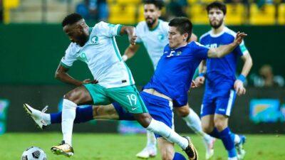رسميًا.. الأخضر يحسم التأهل إلى المرحلة الثالثة لتصفيات مونديال 2020