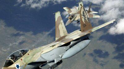 """الطيران الإسرائيلي يقصف موقعًا لـ """"حماس"""" شمال غزة"""