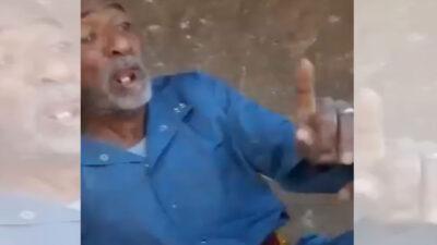 بالفيديو.. ميليشيا الحوثي تسحل مسنًا يمنيًّا أمام نسائه وأطفاله بصنعاء