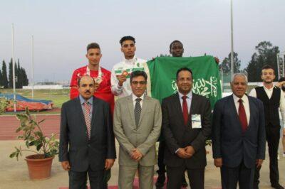 انطلاق البطولة العربية لألعاب القوي بتونس منتصف الشهر الحالي