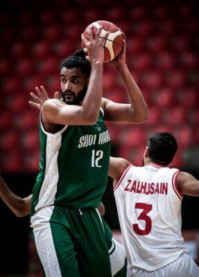 أخضر السلة يتجاوز سوريا ويعزز حظوظه بالتأهل