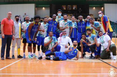 النصر يستهل مشواره في خليجية السلة امام أهلي دبي المستضيف