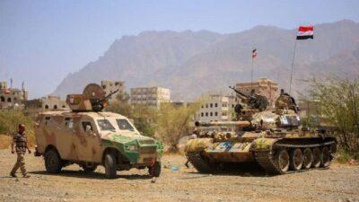 الجيش اليمني: تدمير 75 في المئة من القدرات القتالية للمتمردين الحوثيين على أطراف مأرب
