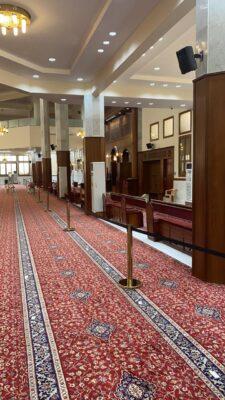 """""""الشـؤون الإسـلامية"""": جوامـع ومساجد المملكة بدأت استقبال المصلين لإقامة صلاة الجنائز"""