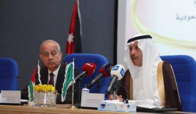 السفير السعودي يدعو إلى إطلاق مؤتمر استثماري مشترك في الأردن