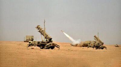 """التحالف: اعتراض وتدمير طائرة """"مفخخة"""" أطلقها الحوثيون تجاه خميس مشيط"""