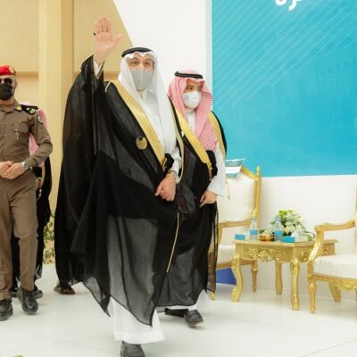 أمير القصيم يرعى احتفال جامعة القصيم بتخريج ما يقارب 12 ألف خريج وخريجة في الدفعة الـ 18
