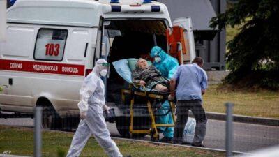 روسيا تسجل أكبر عدد وفيات بكورونا منذ بدء تفشي الوباء