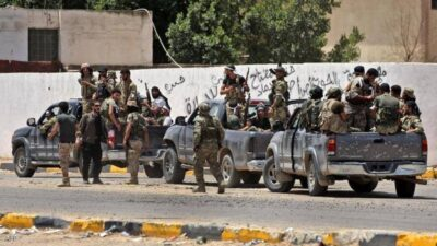 الجريمة في ليبيا وتطبيق القانون بين بنغازي وطرابلس