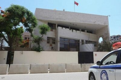 """""""احتفال السفارة التركية"""" يشعل الغضب في ليبيا"""