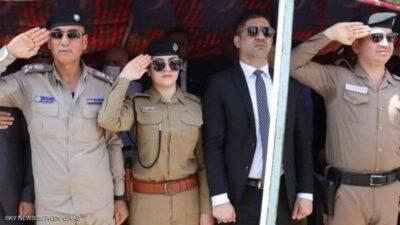 العراق.. استدعاء 3 ضباط أدوا التحية لنشيد قومي تركي