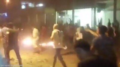 منظمات حقوقية: إيران تستخدم القوة المفرطة ضد المحتجين