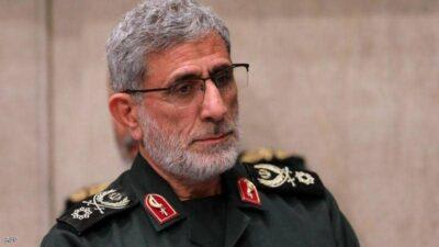 """ما هي الرسائل التي تحملها زيارة قائد """"فيلق القدس"""" للعراق؟"""