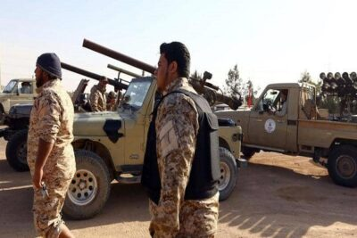 """فوضى السلاح في ليبيا.. هل تقود إلى """"تدخل جديد""""؟"""
