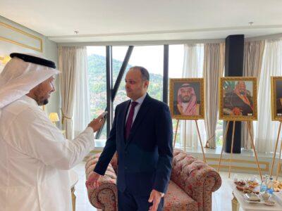 سفير المملكة  بالبوسنة زيارة وزير الشؤون الإسلامية تأكيد على نهج المملكة في نشر الوسطية والاعتدال ونبذ الكراهية والعنصرية