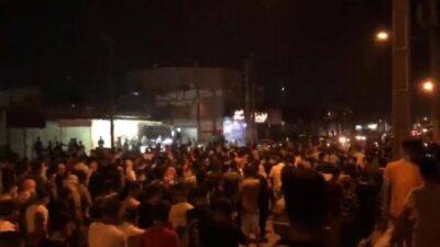 معارض إيراني: احتجاجات المياه في الأهواز دخلت مرحلة ثورية