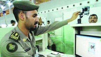 «أبشر» تحدد طريقة تجديد جواز السفر السعودي