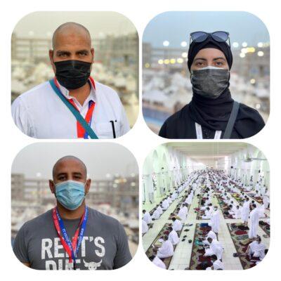 حجاج مصر يشكرون قيادة السعودية على تنظيم الحج بإنسيابية واستخدام التقنية وراء نجاح الحج