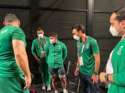 المنتخب السعودي الأولمبي لكرة القدم يغادر  أولمبياد طوكيو 2020