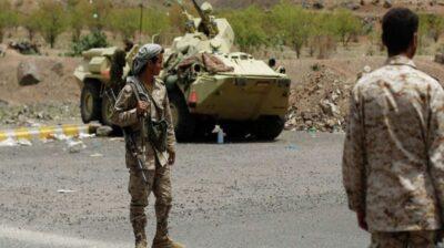 الجيش اليمني يستهدف مواقع لميليشيا الحوثي في الصومعة