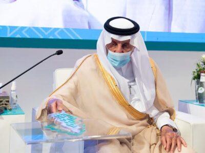 """أمير مكة يضع حجر الأساس لــ """"مِبين"""" ويطلق صندوق وقف لغة القرآن"""