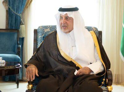أمير منطقة مكة المكرمة يرفع التهنئة للقيادة الرشيدة بمناسبة نجاح حج هذا العام 1442 هـ
