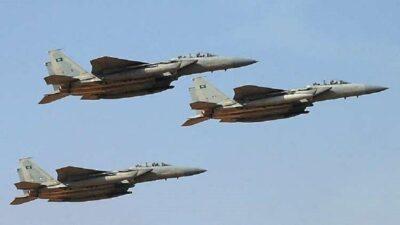 التحالف: إحباط محاولة عدائية للهجوم على سفينة تجارية سعودية بطائرة مسيرة معادية