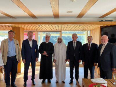 عضو المجلس الرئاسي البوسني: الزيارات الرسمية بين المسؤولين تدفع إلى مزيد من التعاون المثمر لما فيه مصلحة البلدين الشقيقين