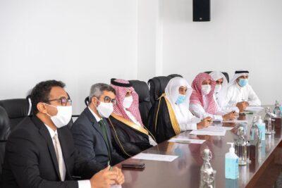وكيل الشؤون الإسلامية يرأس وفد المملكة للمالديف لمناقشة الترتيبات لافتتاح جامع الملك سلمان