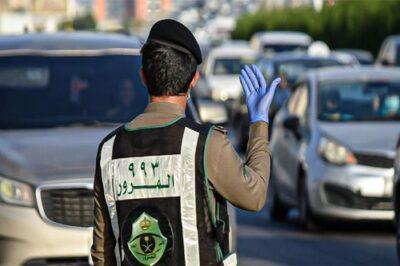 «المرور السعودي» يحذر قائدي المركبات من خطرين لـ«الجوال» على الطرق
