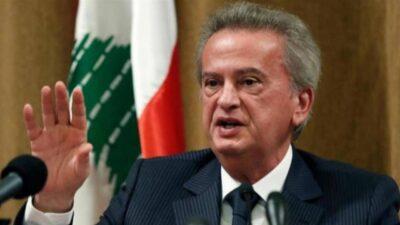 حاكم مصرف لبنان: بريء من الفساد.. وضميري مرتاح
