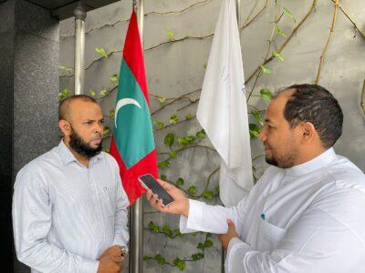 وزير الدولة المالديفي للشؤون الإسلامية ينوه بجهود المملكة في خدمة الإسلام والمسلمين
