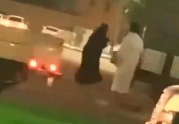 النائب العام يأمر بالقبض على شخص اعتدى على امرأة في الخرج