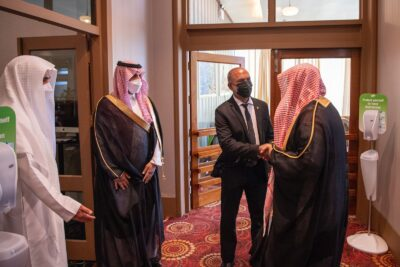 """وكيل الشؤون الإسلامية يبدأ زيارة رسمية للمالديف إستناداً لتوجيهات الوزير """" آل الشيخ """" وسفير المملكة في استقباله"""