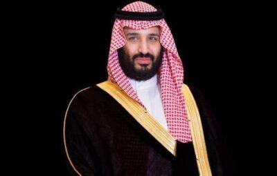 ولي العهد يبعث رسالة خطية لولي عهد الكويت