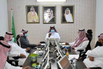 المجلس البلدي بمحافظة الطوال يعقدُ اجتماعه العادي الـ ٨١