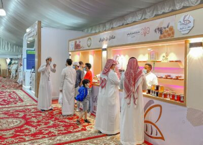 أكثر من مليون ريال قيمة مبيعات مهرجان العسل الدولي 13 في الباحة