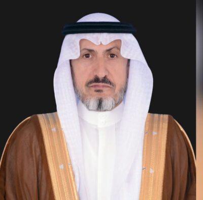 القحطاني  يرفع شكره للقيادة بمناسبة ترقيته للمرتبة الرابعة عشرة بالشؤون الإسلامية