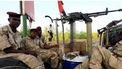 ضبط أسلحة وذخائر إثيوبية في طريقها إلى العاصمة السودانية الخرطوم